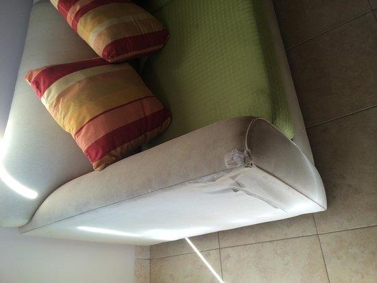 Tesoro Los Cabos: Couch