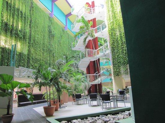Barceló Solymar Arenas Blancas Resort: el lobbie
