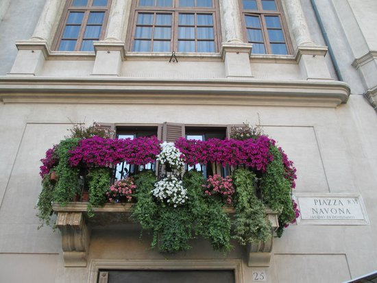 Ristorante Antica Taverna: Piazza Navona