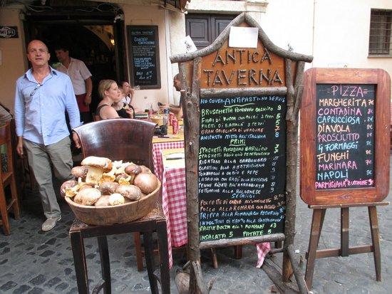 Ristorante Antica Taverna: Antica Taverna