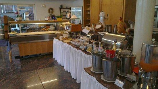 Hotel Heidehof: Breakfast area