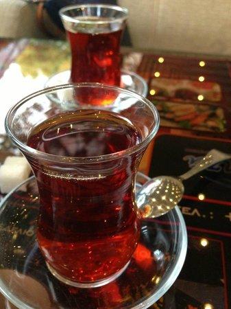Esperanza: Турецкий чай
