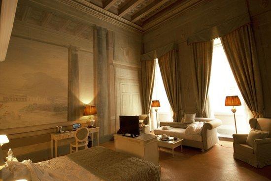 Palazzo Guicciardini: Our Junior Suite