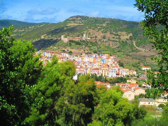 Carlos V Hotel: Lovely towns of Sardinia