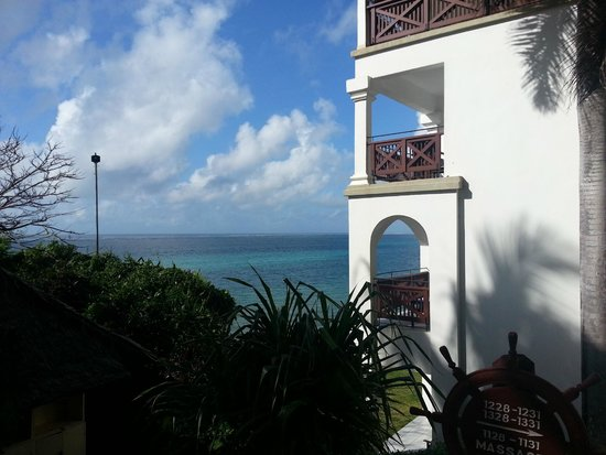 Voyager Beach Resort: view of the Sea