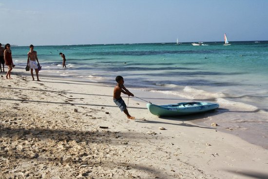 Vista Sol Punta Cana: Абориген )