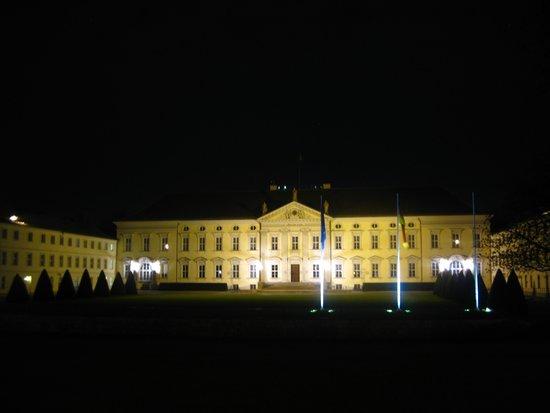 Tiergarten : Bellevue Palace