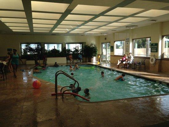 Embassy Suites by Hilton San Diego - La Jolla : pool area