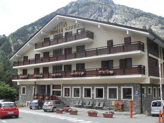 Hotel Croux : hotel