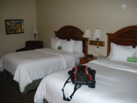 La Quinta Inn & Suites Paso Robles: 2 Queen Beds