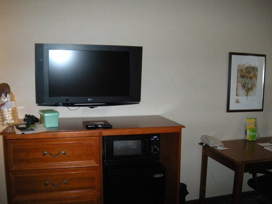 La Quinta Inn & Suites Paso Robles: Television in Room