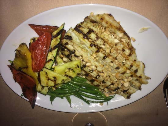 Crush: Grilled Seabass