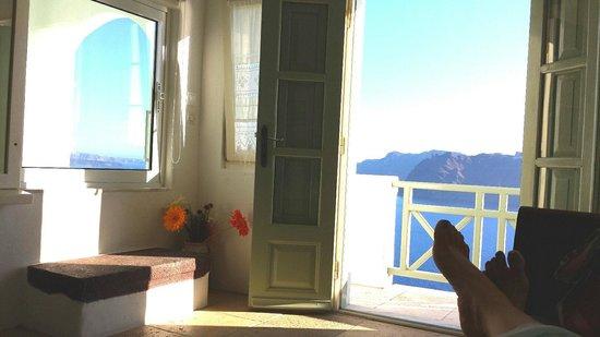 Fanari Villas : Our room