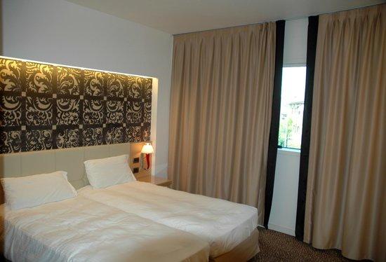 Antony Palace Hotel : Habitación correcta, cómoda y funcional