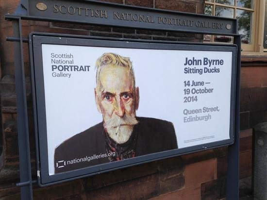 Scottish National Portrait Gallery: Catch This Whilst You Can