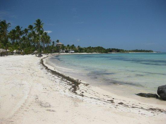 Alsol Luxury Village: The private beach area.