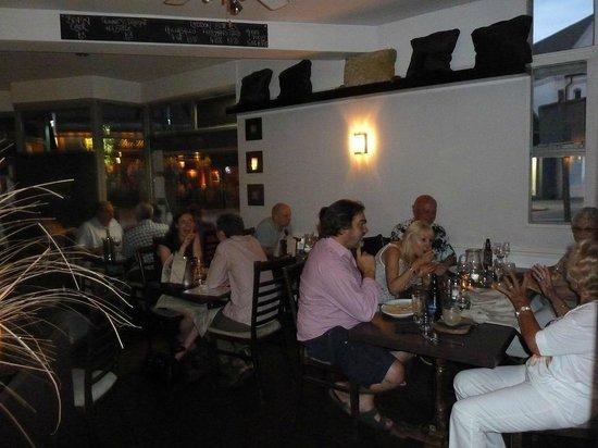 Myalacarte : main dining room