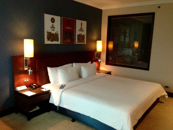 Novotel Bangkok Suvarnabhumi Airport: Comfortable Room & Amenities
