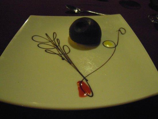 Ocean Maya Royale : Nice dessert in Dolce Vita