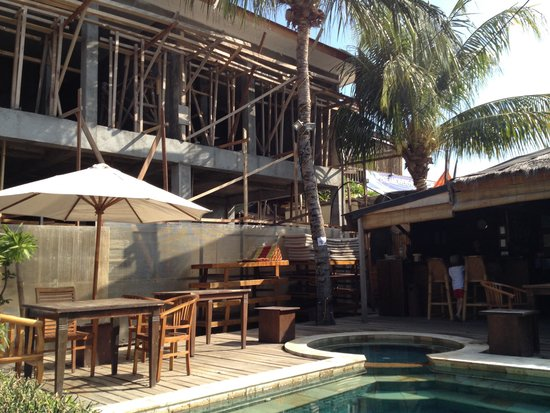 Pesona Beach Resort & Spa: En travaux