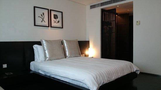 COMO Metropolitan Bangkok : Comfortable Bed