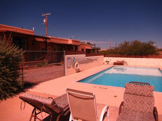 Tombstone Sagebrush Inn: Pool