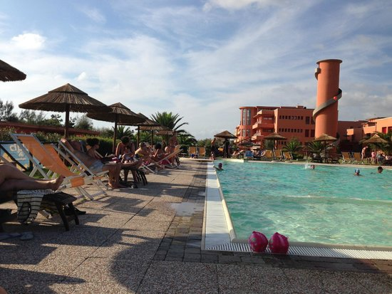Hotel Club Resort Regina del Mare: Piscina