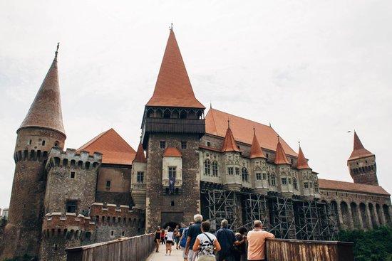 Hunedoara, โรมาเนีย: Corvinus Castle