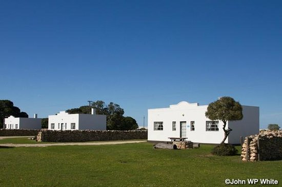 De Hoop Nature Reserve: Equipped Cottages