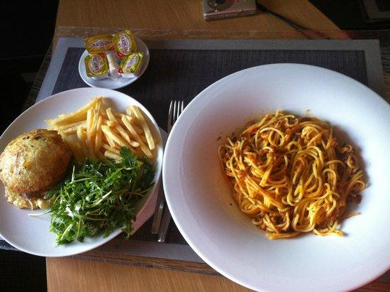 Novotel Lyon Centre Part Dieu : Room service