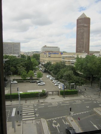 Novotel Lyon Centre Part Dieu: View