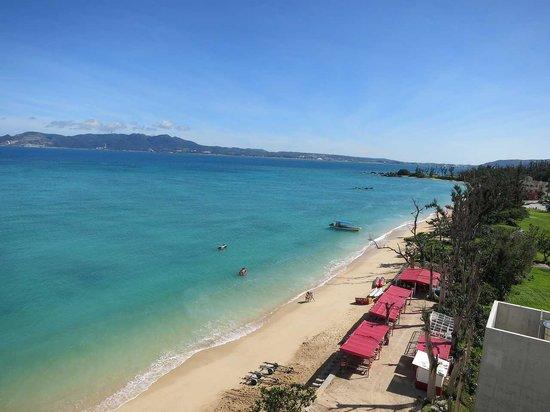BEST WESTERN Okinawa Kouki Beach : 部屋からの眺望
