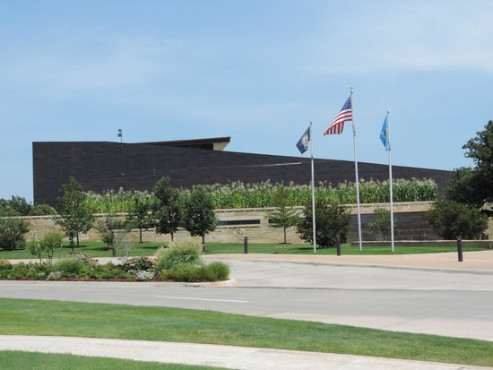 Chickasaw Cultural Center: Main building