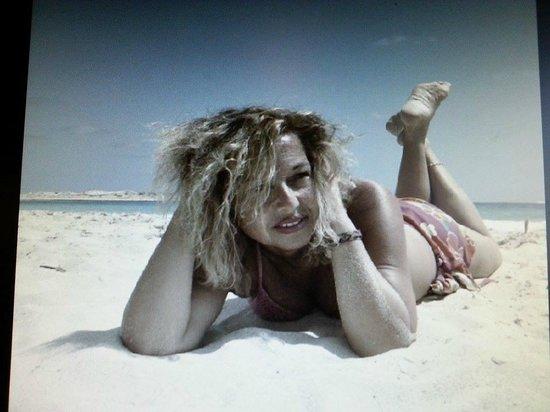 Yadis Djerba Golf Thalasso & Spa : Spiaggia