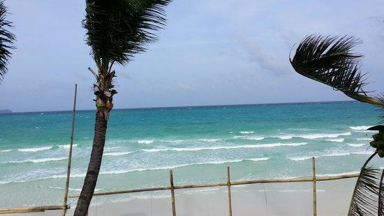 WaterColors Boracay Dive Resort: rooftop view