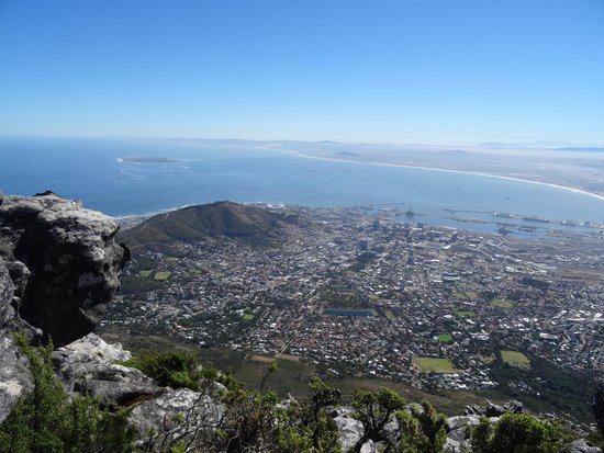 Table Mountain: Full view