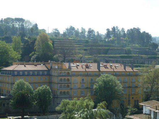 Casa da Calcada Relais & Chateaux : Hôtel vu de l'autre rive