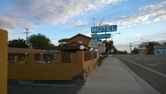 Mt. Whitney Motel : Вид снаружи