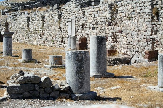Ancient Thera : Ancient Thira