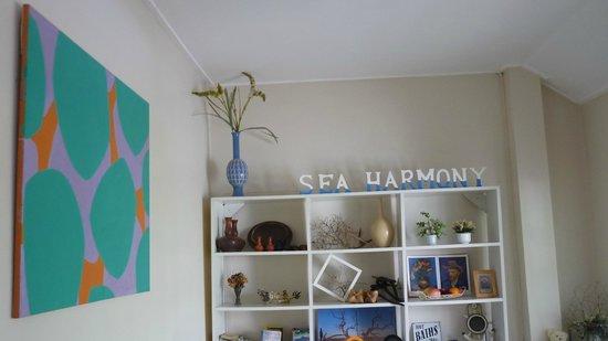 SEA Harmony Eco Lodge : elegant lobby