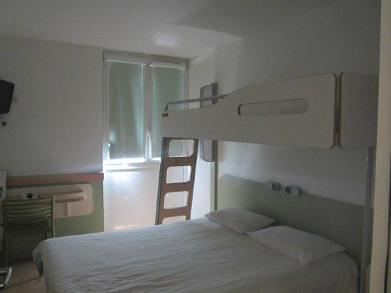 Ibis Budget Aix en Provence Les Milles: Beds