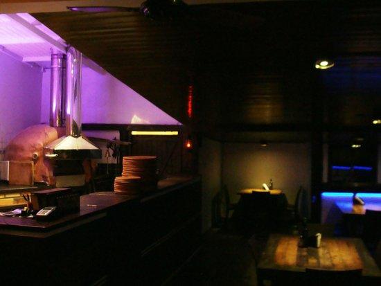 Pedra Ferro Pizza Lounge: a