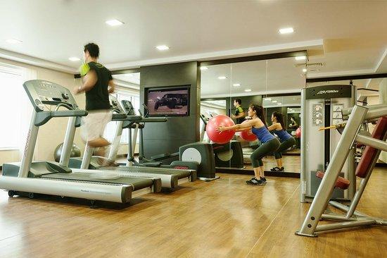 Carlton Downtown Hotel : Kirana Spa Fitness Centre