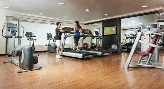 Carlton Downtown Hotel : Fitness Facilities at Warwick Dubai