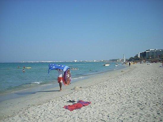 El Mouradi Cap Mahdia : beach