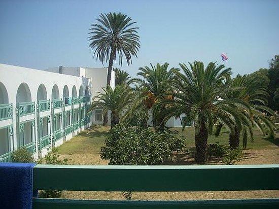 El Mouradi Cap Mahdia: view from the room