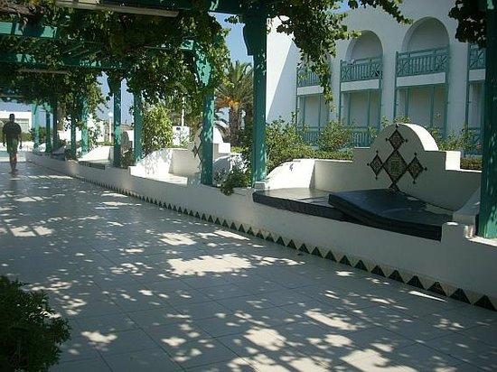 El Mouradi Cap Mahdia: Hotel