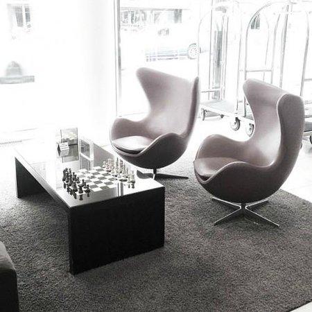 The Square Copenhagen: Lobby