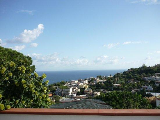 Hotel Country Club: Il panorama dalla camera