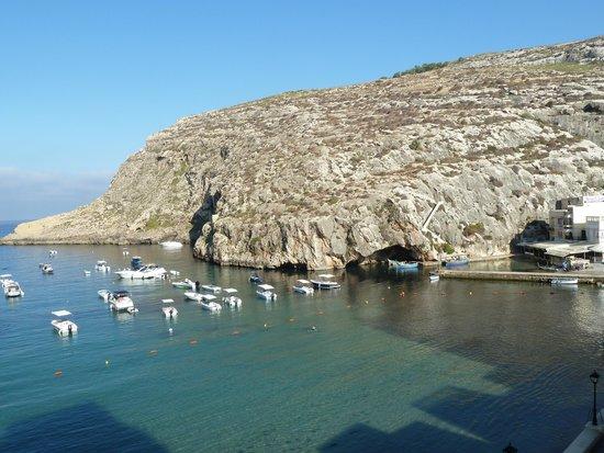 San Andrea Hotel: Chambre vue mer